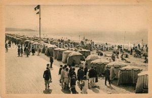 Deauville La plage Deauville