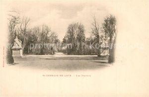 Saint Germain en Laye Les Statues Saint Germain en Laye