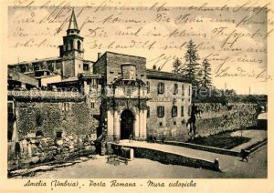 Amelia_Umbria Porta Romana
