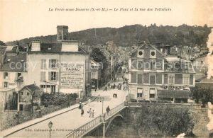 La_Ferte sous Jouarre Pont et la rue des Pelletiers La_Ferte sous Jouarre