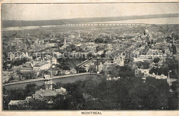 Montreal_Quebec Panorama Montreal Quebec