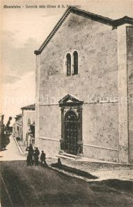 Montefalco Chiesa San Francesco