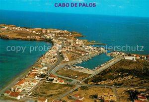 Cartagena_Murcia Cabo de Palos Fliegeraufnahme Cartagena Murcia