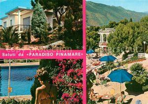 Andora Paradiso Pinamare Pool Terrasse Andora