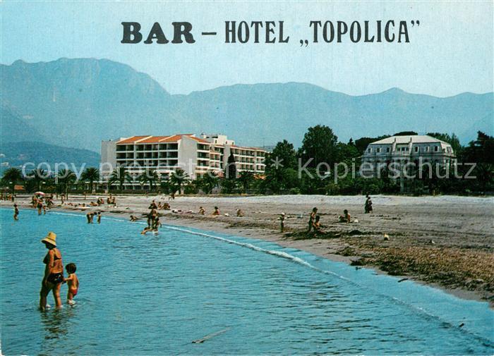 Bar_Montenegro Hotel Topolica Bar_Montenegro