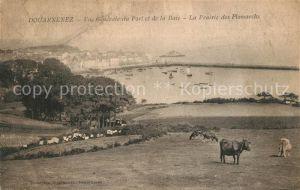Douarnenez Vue generale du Port et de la Baie La Prairie des Pomarchs Douarnenez