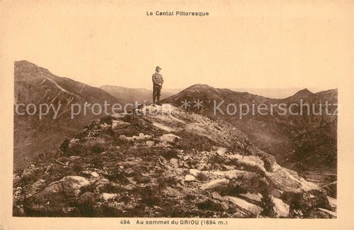 Griou_Puy_Sommet_de Le Cantal Pittoresque