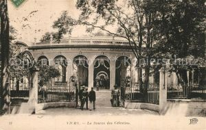 Vichy_Allier La Source des Celestins Vichy Allier