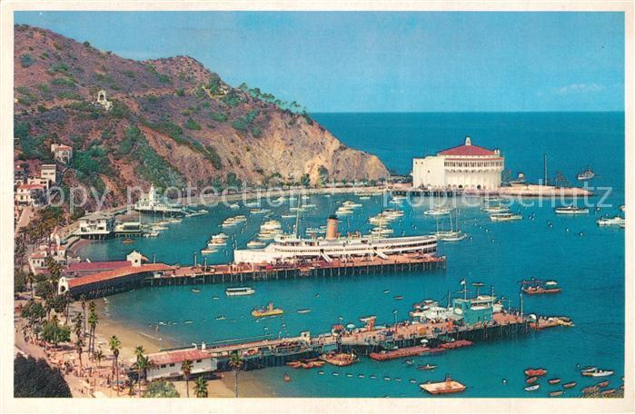 Catalina_Island Avalon Bay Catalina_Island