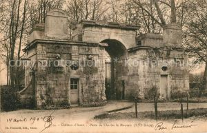 Anet Chateau d'Anet Porte de Charles le Mauvais Anet