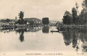 Chateau Thierry Les Bords de la Marne Chateau Thierry