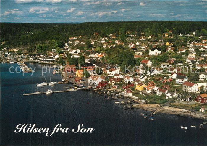 Son_Norway Fliegeraufnahme Son_Norway