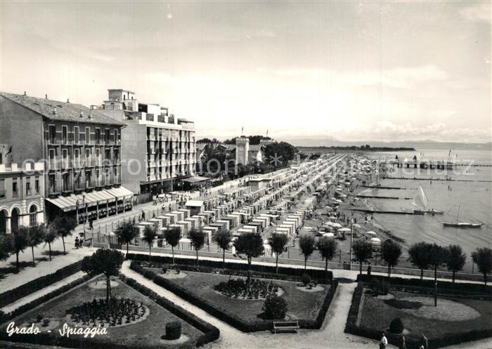 Grado_Gorizia Spiaggia Strand Grado Gorizia