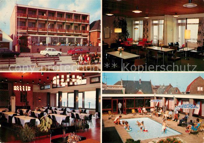 Wijk_aan_Zee Conferentieoord Kennemerduin Restaurant Swimming Pool Wijk_aan_Zee