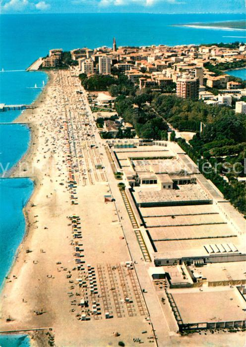 Grado_Gorizia La spiaggia dall aereo Grado Gorizia