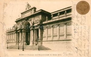 Roma_Rom Palazzo dell Esposizione di Belle Arti Roma_Rom