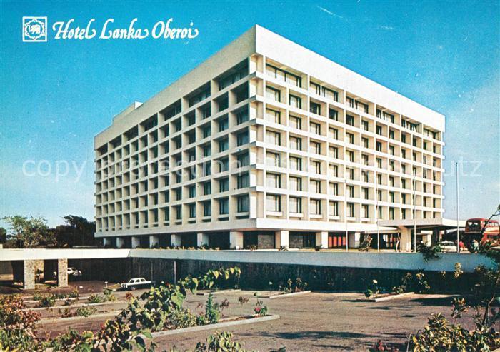 Colombo_Ceylon_Sri_Lanka Hotel Lanka Oberoi Colombo_Ceylon_Sri_Lanka
