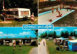 Grouw Campingplatz Swimming Pool Grouw