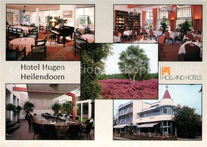 Hellendoorn Hotel Hugen Restaurant Heidelandschaft Hellendoorn