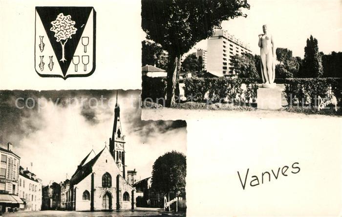 Vanves Le stade l Eglise Vanves