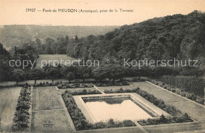 Foret_de_Meudon prise de la Terrasse