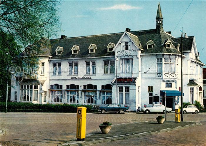 Delft Hotel Cafe Restaurant Wilhelmina Delft