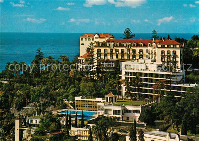 Madeira Hotel Reid s Madeira