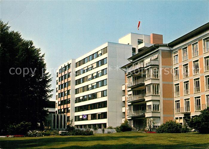 Schaffhausen_SH Kantonsspital Schaffhausen SH