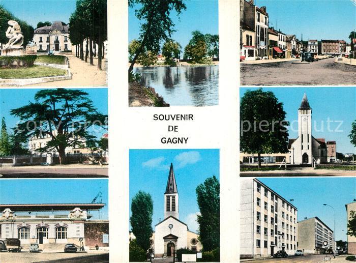 Gagny Quelques vues de la ville Gagny