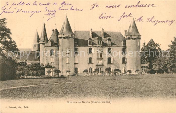 Nexon Chateau Schloss Nexon