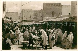 Sfax Quartier des natifs Eingeborenenviertel Sfax
