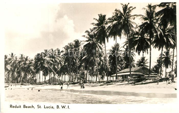 Saint_Lucia_Meer Reduit Beach Saint_Lucia_Meer