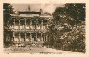 Vichy_Allier Chalet de l`Empereur Vichy Allier