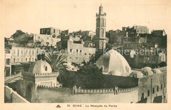 Oran_Algerie Mosquee du Pacha Oran Algerie