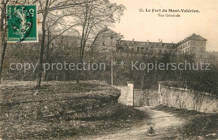 Suresnes Le Fort du Mont Valerien Suresnes