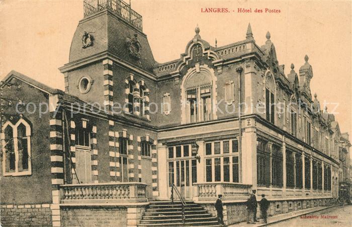 Langres Hotel des Postes Langres