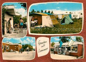 Lemmer Campingplatz Kiosk Lemmer