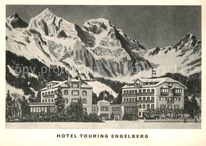 Engelberg_OW Hotel Touring Engelberg OW