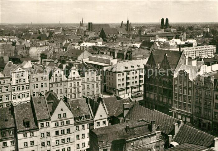 Wroclaw Widok ogolny Wroclaw