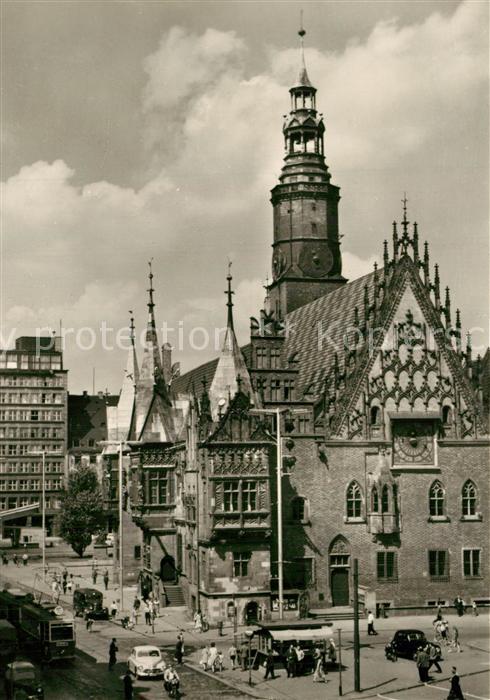 Wroclaw Ratusz  Wroclaw