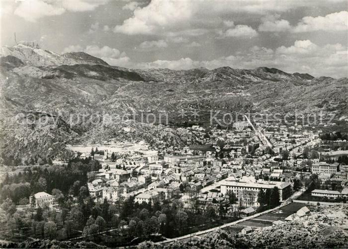 Cetinje Panorama Cetinje