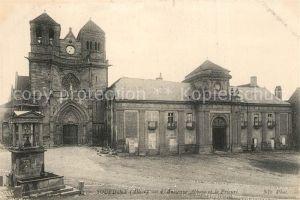 Souvigny Ancienne Abbaye et le Prieure Souvigny