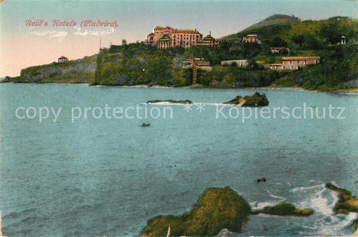 Madeira Reids Hotels Madeira