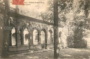 Villefranche sur Saone Chateau de Saint Trys Cloitre Villefranche sur Saone