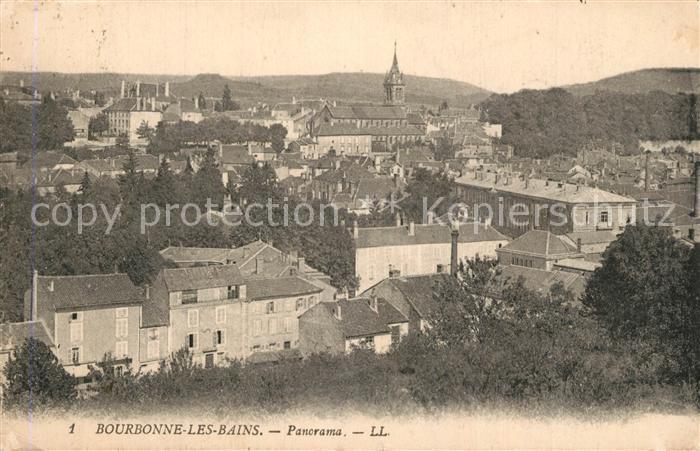 Bourbonne les Bains_Haute_Marne Panorama Bourbonne les Bains_Haute