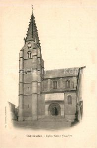 Chateaudun Eglise Saint Valerien Chateaudun