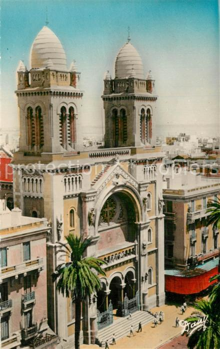 Tunis La Cathedrale Tunis