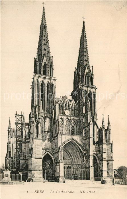 Sees Cathedrale Sees