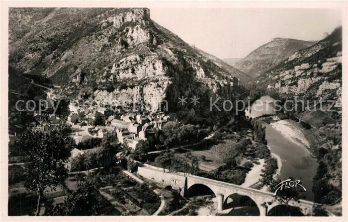 La_Malene Vieux pont sur le Tarn Collection Les Gorges du Tarn La_Malene