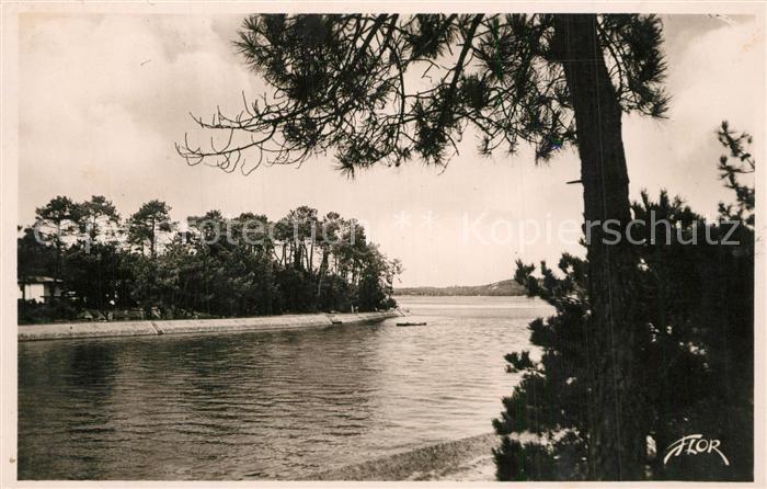 Hossegor_Soorts_Landes Le Lac Hossegor_Soorts_Landes
